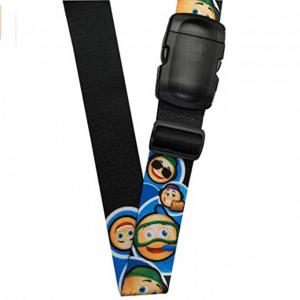 Emoji Luggage Strap