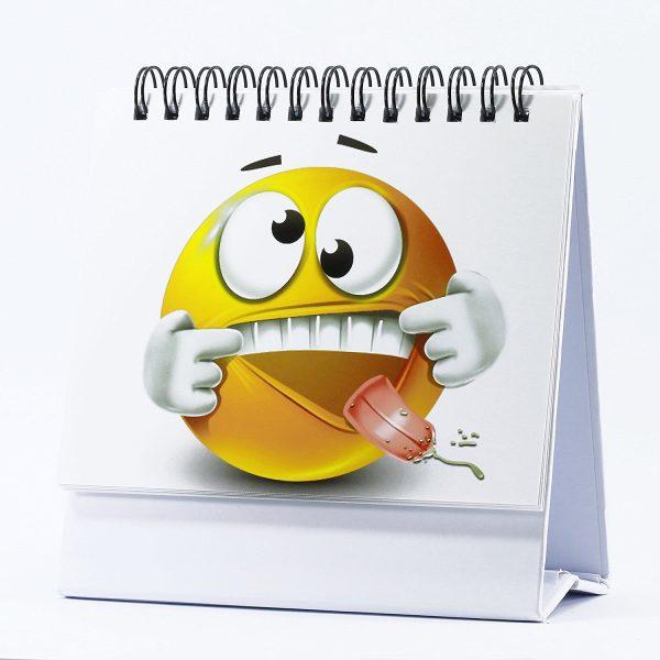 Emoji Office Desk Gift