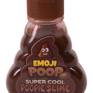 Emoji Poop Slime Bottle