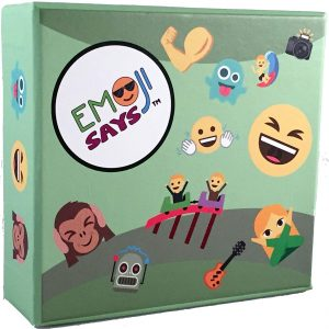 Emoji Says Board Game