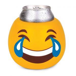 Emoji Tears of Joy Drink Cooler