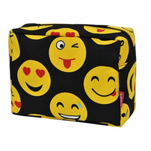 Emoji Travel Cosmetic Bag