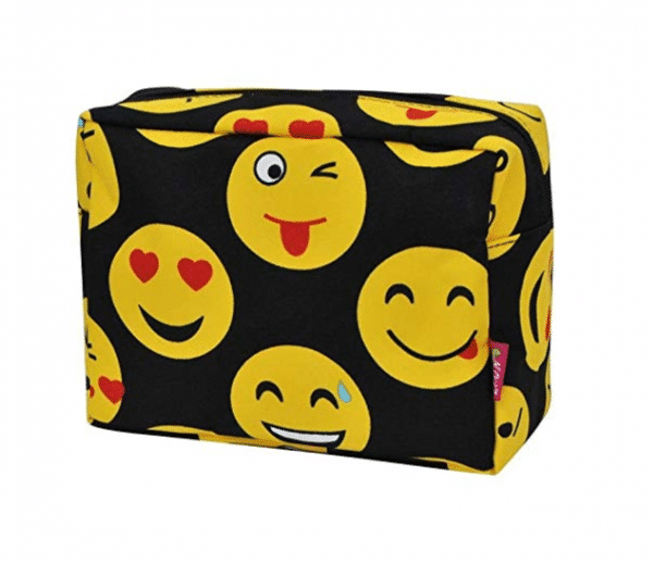 Emoji Travel Cosmetic Bag