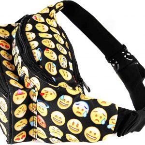 Fanny Pack With Emoji Faces