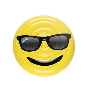 Smiley Sunglasses Pool Float