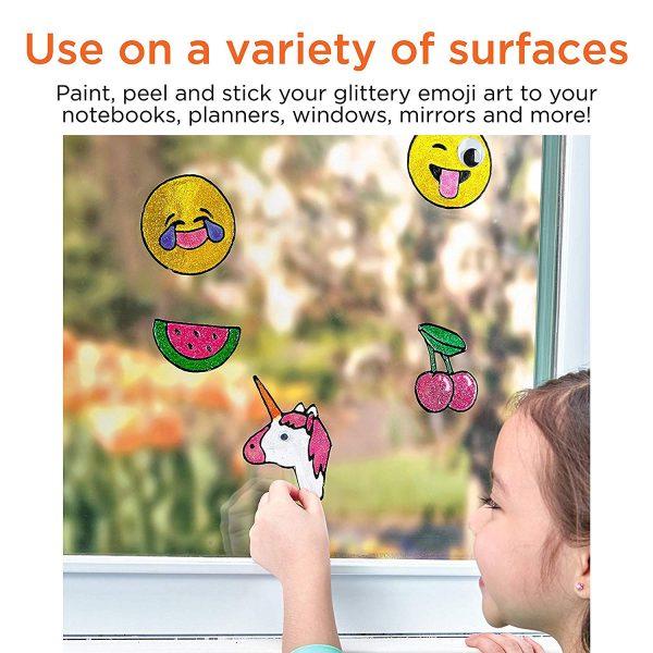 Window Decal Emoji
