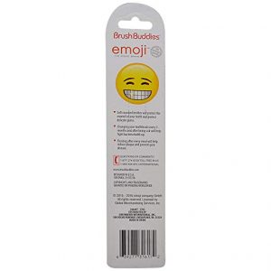Brush Buddies Emoji Pack