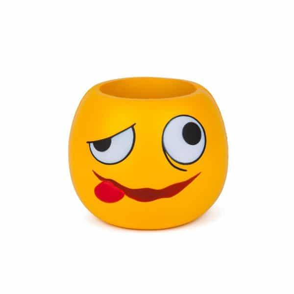 Buzzed Emoji Can Koozie