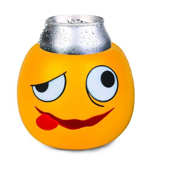 Emoji Buzzed Can Koozie