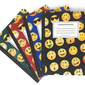 Emoji Composition Notebooks