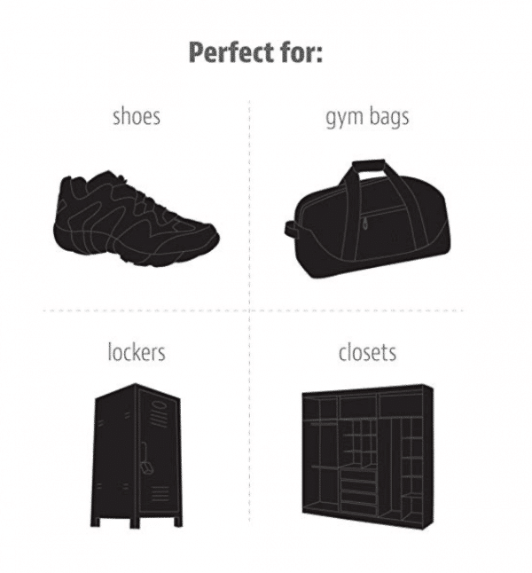 Emoji Deodorizer Shoe Bag Balls