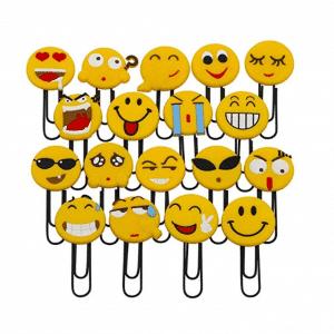 Emoji Paper Clips