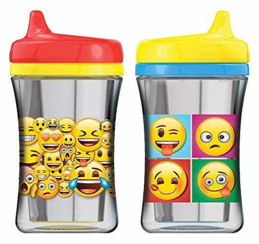 Emoji Sippy Cups