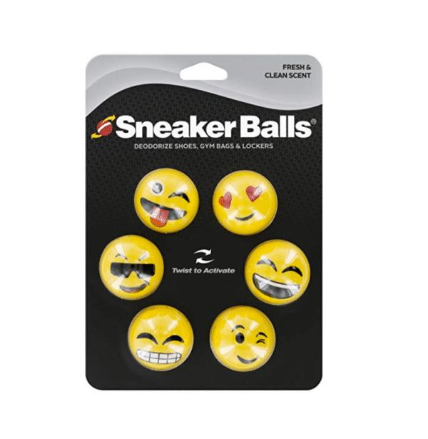 Emoji Sneaker Balls