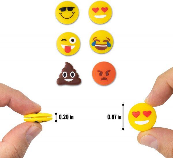 Emoji Tennis Dampeners