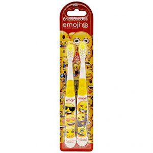 Emoji Toothbrush 2 Pack