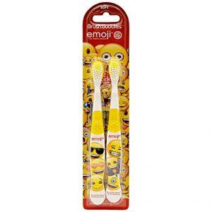 Emoji Toothbrush 2 Pack