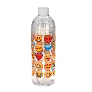 Emoji Water Bottles 22oz