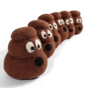 Fabric Softener Poop Emoji