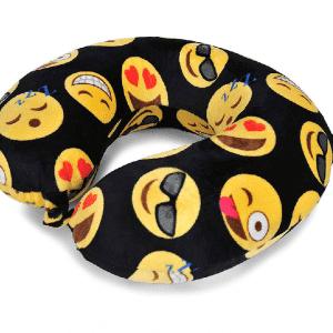 Neck Travel Pillow Emoji