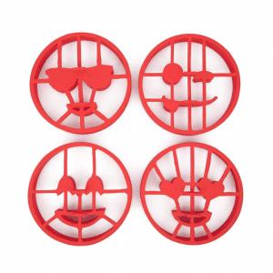Pancake Molds Emoji Design