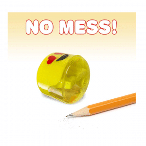 Pencil Sharpener Emoji Design