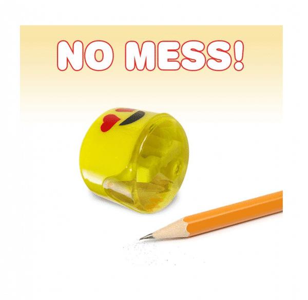 Pencil Sharpener Emoji Design