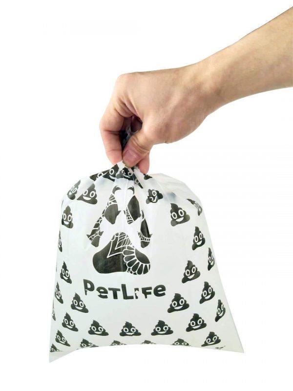 Poop Emoji Dog Bag