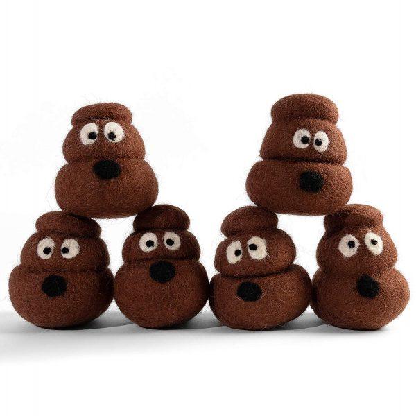 Poop Emoji Fabric Softener