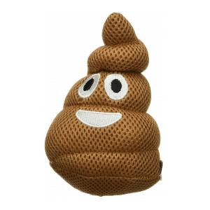 Poop Emoji Squeaky Toy