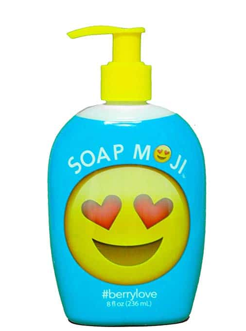 Soap Moji Berrylove Hand Soap