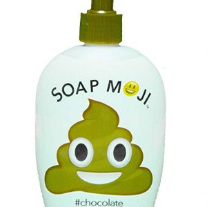 Soap Moji Chocolate Hand Soap