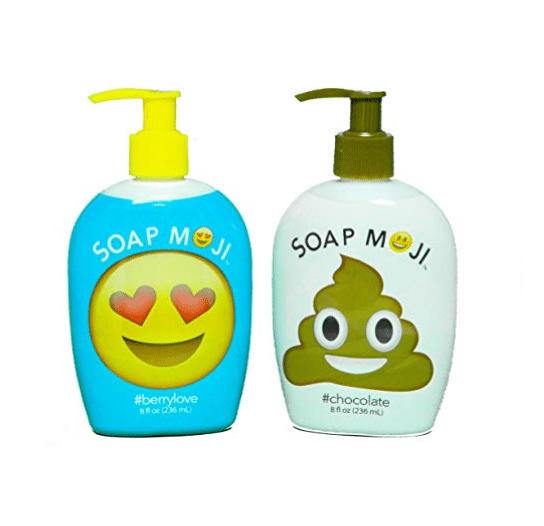 Soap Moji Hand Soap 2 Pack