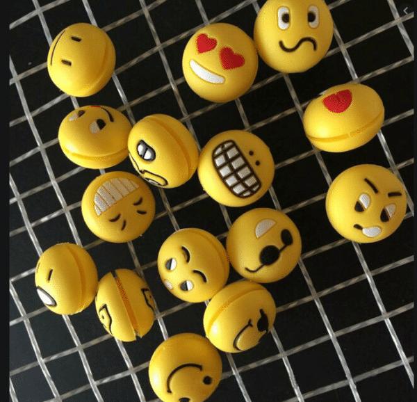 Tennis Vibration Dampener Emoji