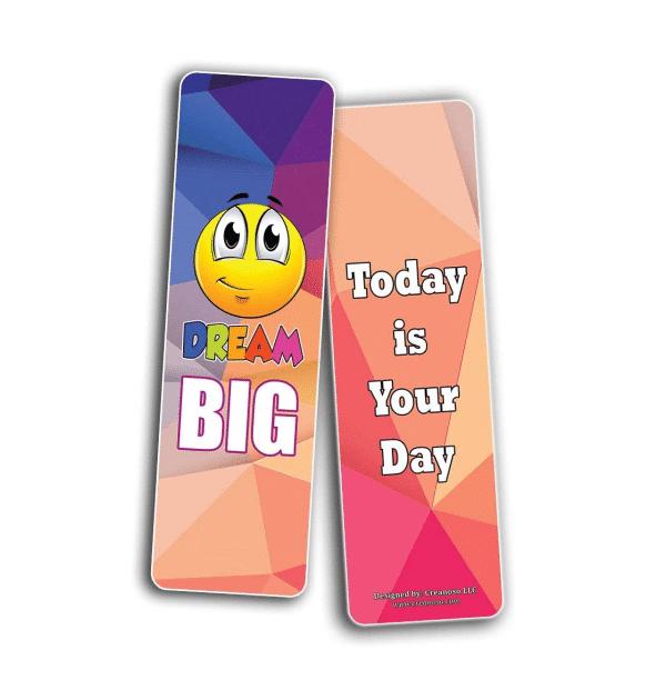 Dream Today Bookmark Emoji