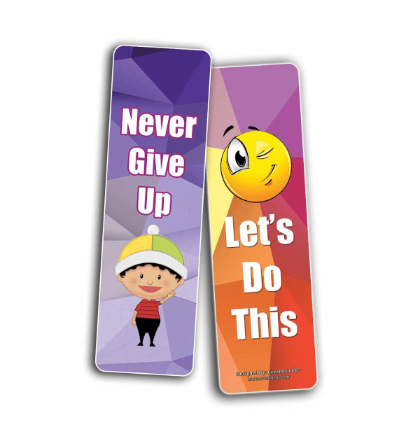 Emoji Bookmarks Lets Do This Never