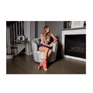 Emoji Printed Crew Socks Set