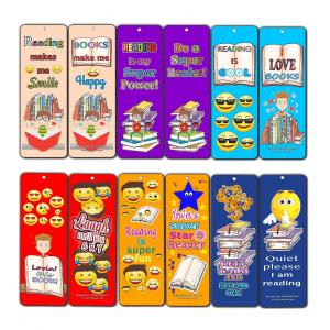 Emoji Styled Bookmarks