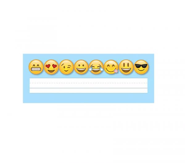 Emoji Wall Name Plates