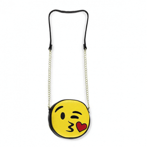 Kiss Emoji Handbag