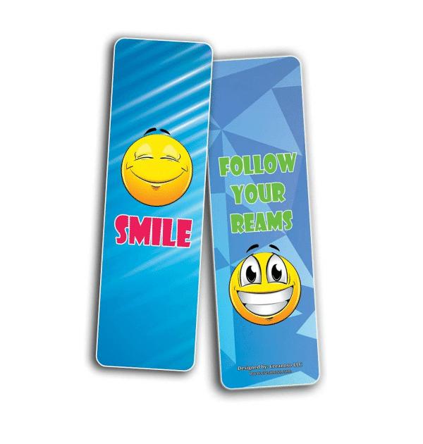 Smile Reams Bookmark