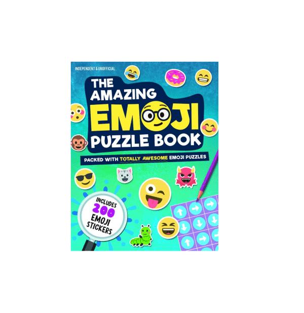 Amazing Emoji Puzzle Book