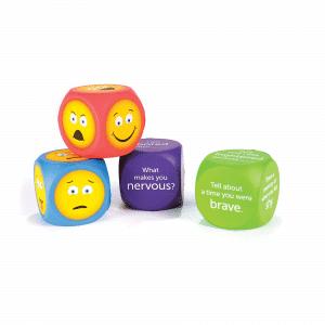 Conversation Cubes Emoji