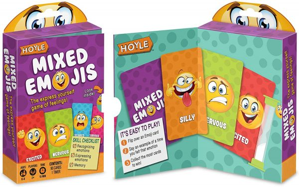 Emoji Card Game Hoyle