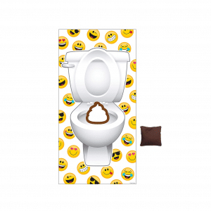 Emoji Door Toss Game