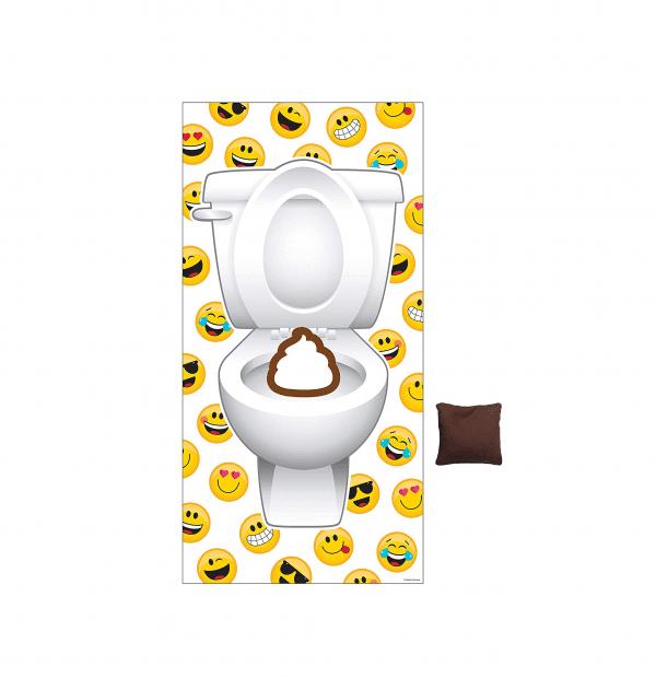Emoji Door Toss Game
