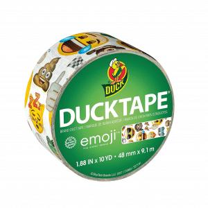 Emoji Duck Tape