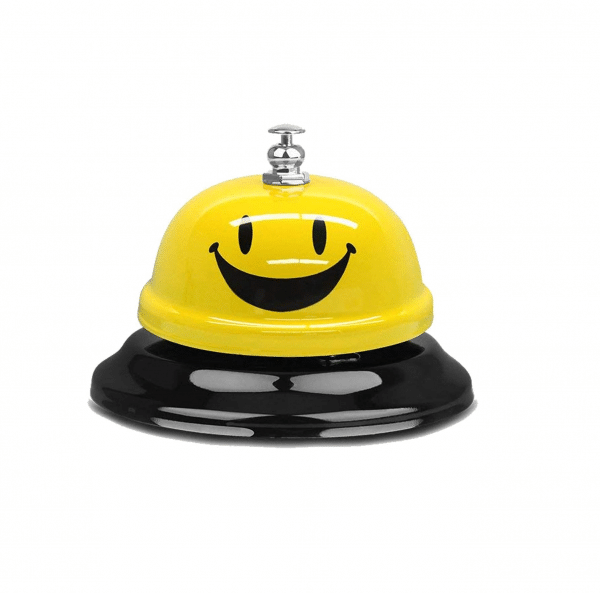 Emoji Smiley Bell