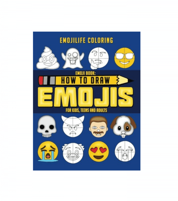 How to Draw Emojis Book