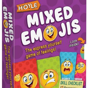 Hoyle Mixed Emojis Card Game